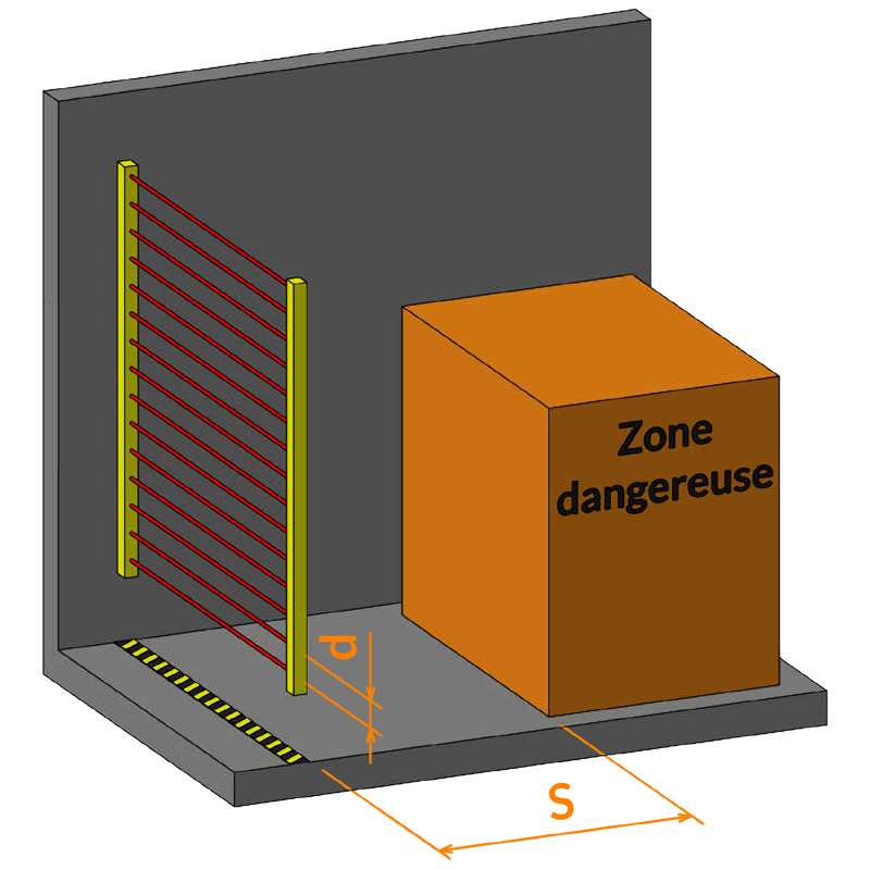 Illustration Barrière V