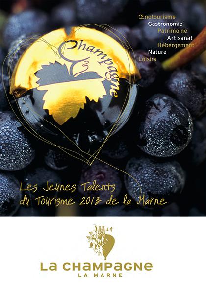 Affiche La Champagne